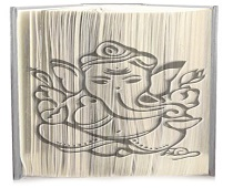 Ganesha pattern