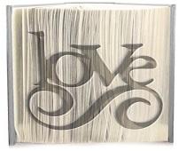 love scroll pattern