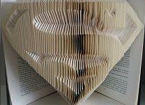 free book folding patterns folded book art