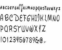 walt disney alphabet and numbers