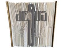 Jesus pattern image