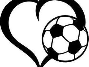 love football pattern